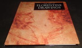 2手英文 The Art of Florentine Drawings 意大利佛罗伦萨素描 sgb1