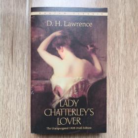 Lady Chatterley's Lover bantam classic 搭配其他书买免运费