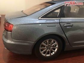 2014款30FSI技术型4S店原厂车模