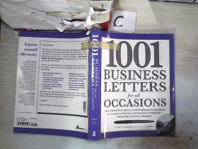 1001 business letters for various occasions 1001封各种场合的商务信函(320)