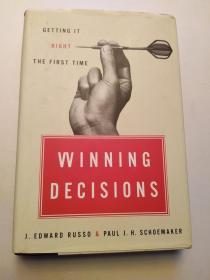 Winning Decisions (英语原版书)