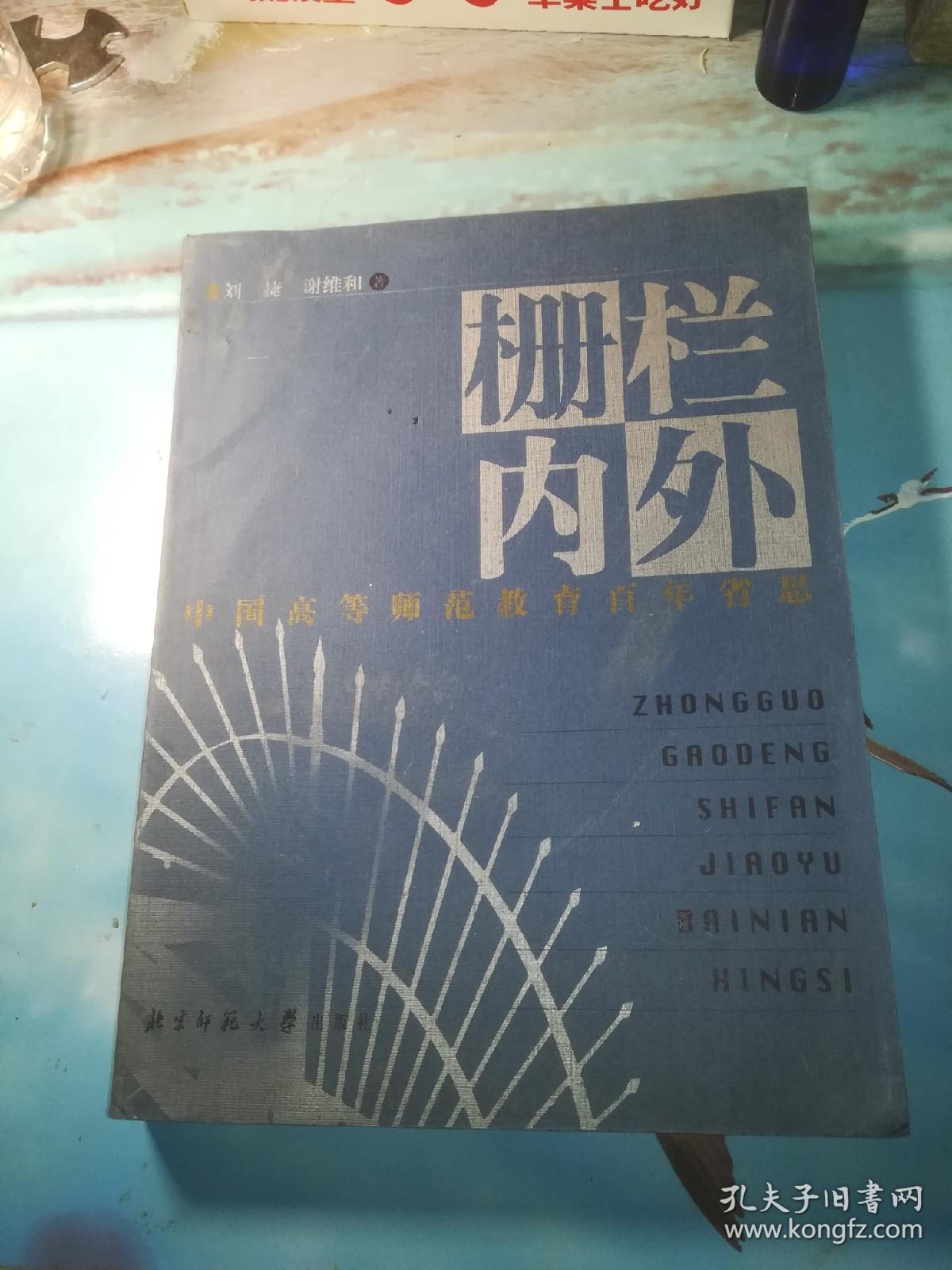 栅栏内外:中国高等师范教育百年省思