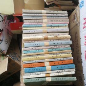 中国现代文学史参考资料《我们的七月》等24本不同。整体9品,个别有品相弱。售出不退。