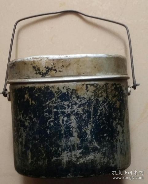老式鋁飯盒