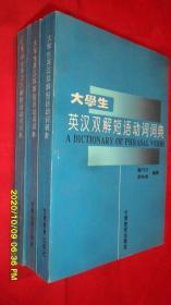 大学生英汉双解短语动词词典