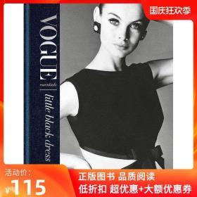 原版 Vogue Essentials: Little Black Dress Vogue必备:小黑裙