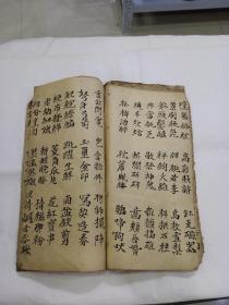手抄本  内容自睇(38面)