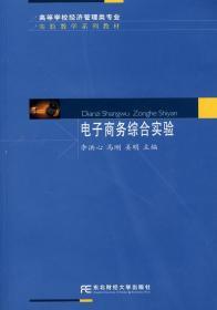 高等学校经济管理类专业实验教学系列教材:电子商务综合实验