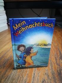 Mein Weihnachtsbuch. ( Ab 4 Jahren).【德文原版。精装64开本彩印绘本 】