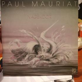 (黑胶唱片)保罗·莫里哀 作品PAUL MAURIAT NAGEKIDORI