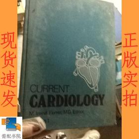 英文书 current cardiology volume 1 当前心脏病学第1卷