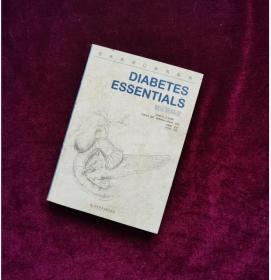 【正版图书现货】糖尿病精要/临床医师口袋书系列