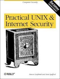 Practical UNIX Security (Computer Security)-实用UNIX安全(计算机安全)