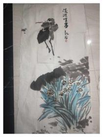 薛志耘国画