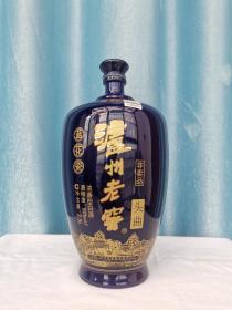 5斤泸州老窖酒瓶