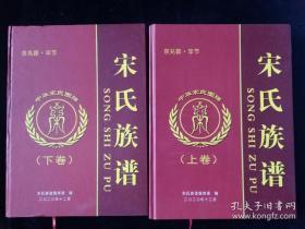 贵州毕节宋氏族谱-微公堂上下卷