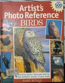 《Artist's Photo Reference BIRDS》