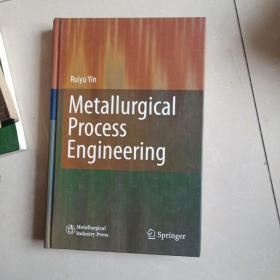冶金流程工程学(第2版)(全英文国际版)