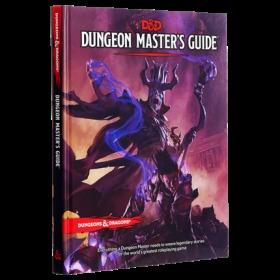 龙与地下城:地下城主指南 英文原版 D&D Dungeon Master's Guide
