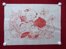 书画8633夹江年画,福