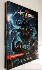 Monster Manual   英文 精装