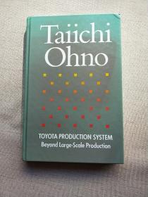 Toyota Production System(16开精装)