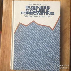 Business Cycles and Forecasting 经济周期与预测 第六版 英文原版 精装