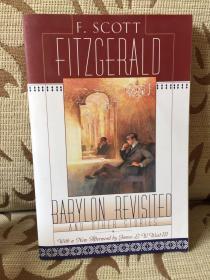 F.Scott Fitzgerald Babylon Revisited -- 菲茨杰拉德《再访巴比伦》短篇集