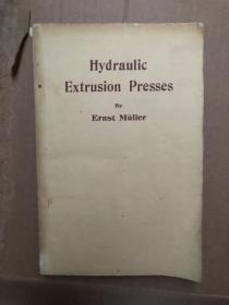 Hydraulic Extrusion Presses
