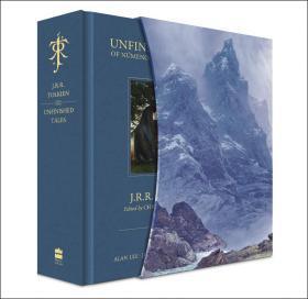 [特价预订已发5本]Unfinished Tales, Hardcover-Special Edition[英版未完的传说(插图特别版)][一版一印]托尔金tolkien