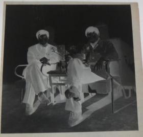 【老底片】(46087)沙发上的哥俩
