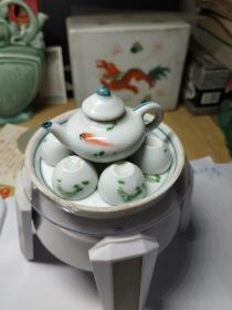 微型茶具一套