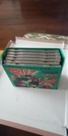 碟片 VCD 龙珠 Z 卡通系列 六盒金装 24K金黄金版