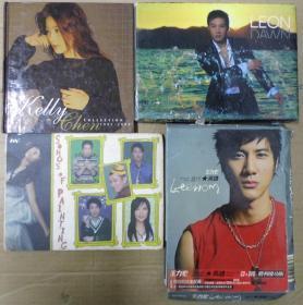 黎明 陈慧琳 王力宏 SONGS OF PAINTING 首版 旧版 港版 原版 绝版 CD