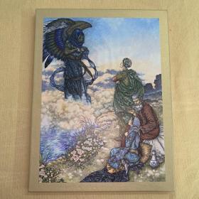 22幅精美插图本:Rubaiyat of Omar Khayyam  鲁拜集   Niroot Puttapipat插图