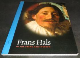 2手英文 Frans Hals, in the Frans Hals Museum 弗兰斯·哈尔斯 scb68