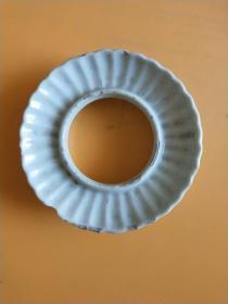 旧时代的墨水瓶瓷套盘【现在很难见了 自鉴为准】【保老保真】