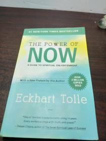 The Power of Now:A Guide to Spiritual Enlightenment