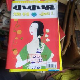 2012年小小说选刊1-12,14-24共23本缺第十三期