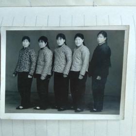 七十年代老照片(泰安农村)