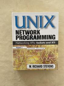 Unix Network Programming Networking Apis: Sockets And Xti; Volume 1