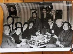 1973年中日友好协会代表团访日照片一组18张。