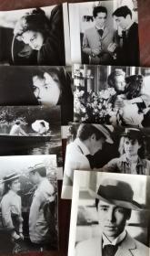 《柏林之恋》  电影黑白剧照包邮挂刷