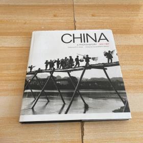 中国 China : A Photohistory, 1937-1987 1988年 精装