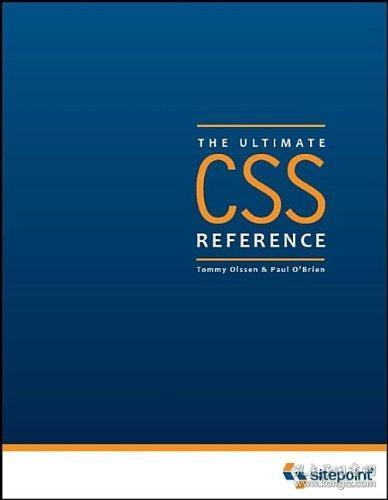 The Ultimate CSS Reference