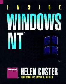 Inside Windows NT-Windows NT内部