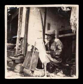 民国时期侵华日军拍摄的江苏省会镇江老照片四张