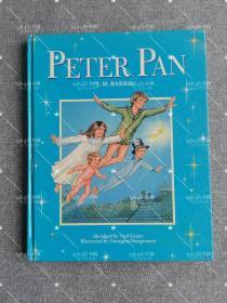 精装大开本Peter Pan(改写版)