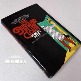 劳伦斯·布洛克 The Burglar in the Closet 衣柜里的贼 1978年初版初印 大32开精装本