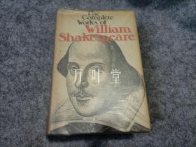 万叶堂英文原版 the complete works of william shakespeare